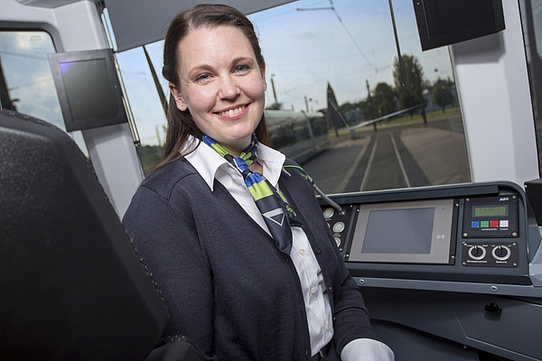 Stadtbahnfahrer